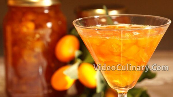 Kumquat Preserve