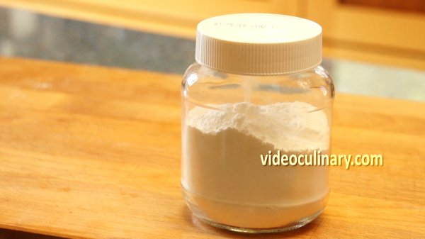 How to make powdered sugar (confectioner's sugar, icing sugar)