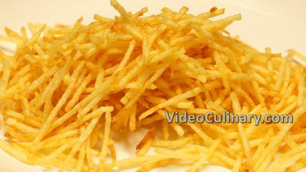 Straw Potato Fries