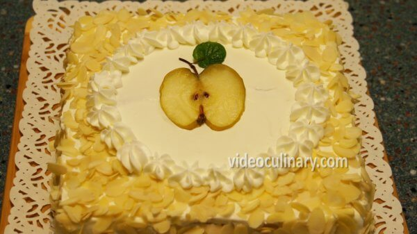 Apple Dream Cake
