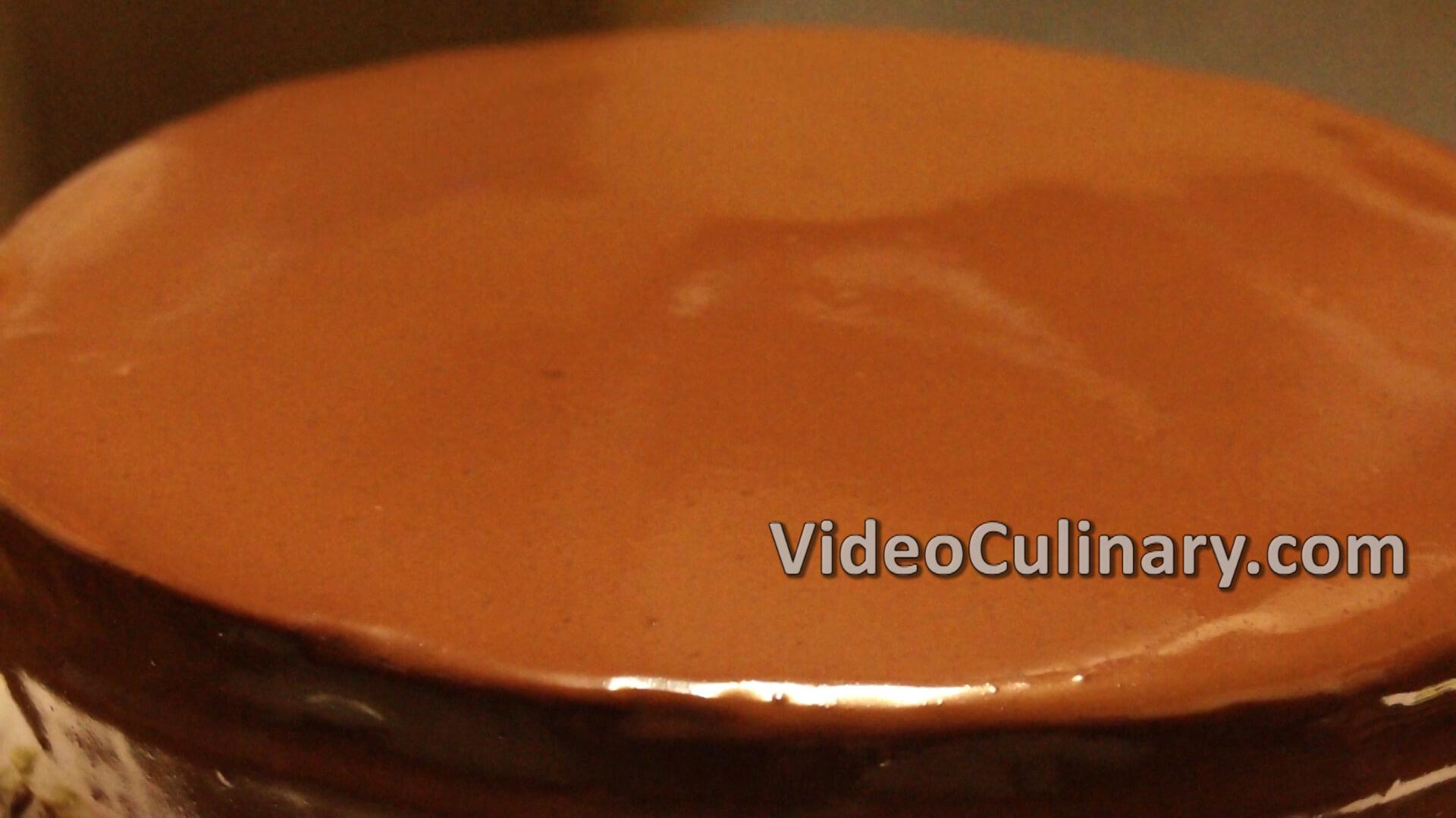 Белая шоколадная глазурь рецепт пошагово